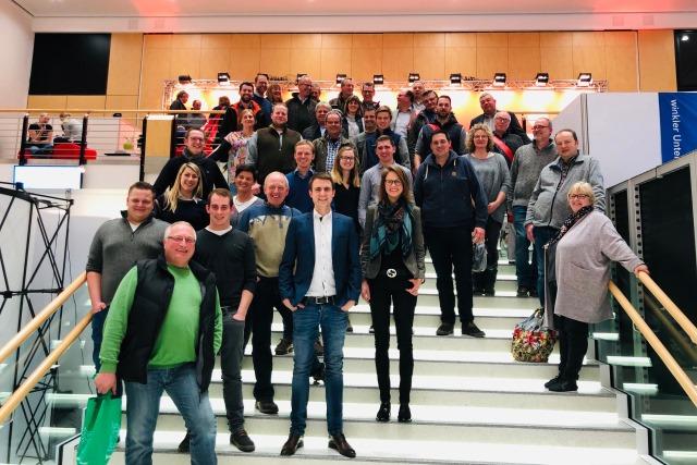 Besuch der AGRAR Unternehmertage in Münster