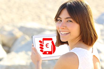 Online-Banking-Tipp: Prepaid-Handy aufladen