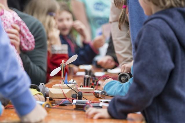 Energiewerkstatt macht Station in der Johannes-Grundschule